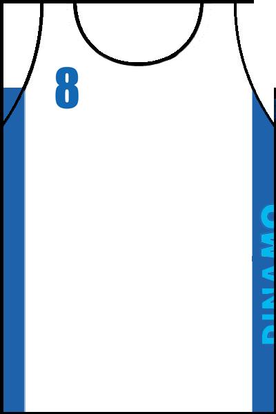 Maglia Dinamo 2018-19
