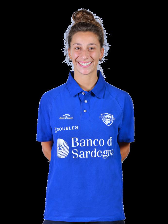 2020-21: LBF - Mataloni Margherita   Dinamo Sassari