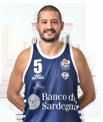 2020-21: Chessa Massimo | Dinamo Sassari