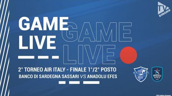HL BASKET IN CARROZZINA | GERMANIA - ITALIA | Dinamo Sassari