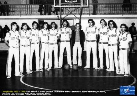 Dinamo Olio Berio 1975-76