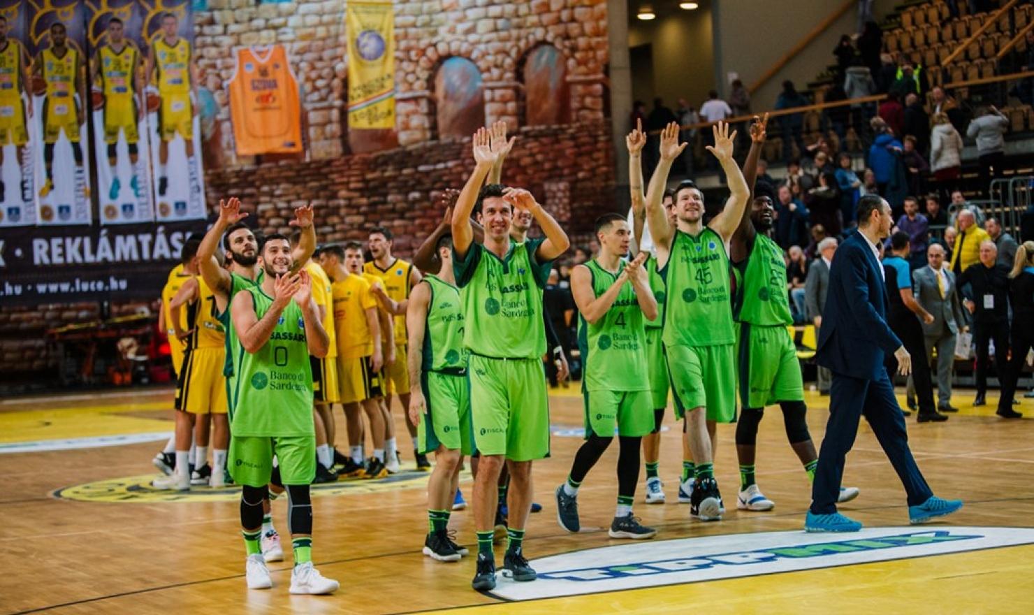 Europei Di Basket Calendario.Il Calendario Del Second Round Di Fiba Europe Cup Dinamo