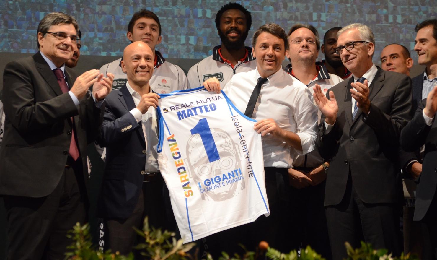 La foto del comunicato della Dinamo Sassari