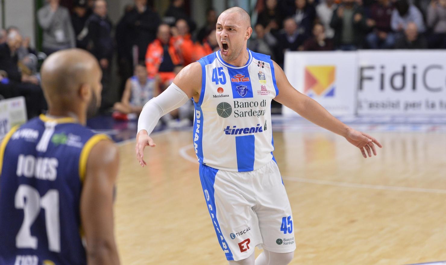 La Dinamo ha rinnovato il contratto di Jonhatan Tavernari per i prossimi due anni.