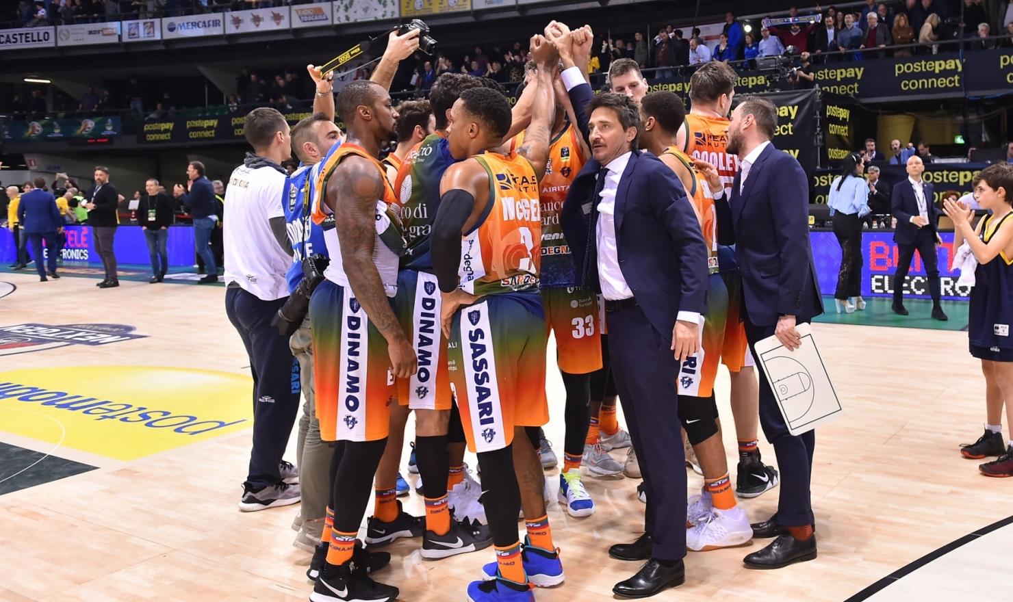 La Dinamo s'è fermata ad un punto dalla finale di Coppa Italia, sfiorata l'impresa con un'altra grande rimonta.