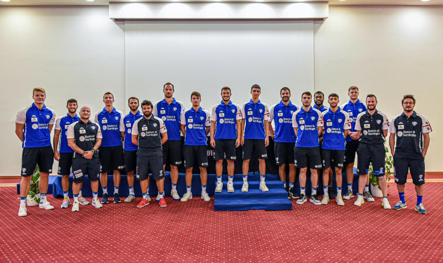 Dinamo Sassari, il Welcome Day al GeoVillage di Olbia