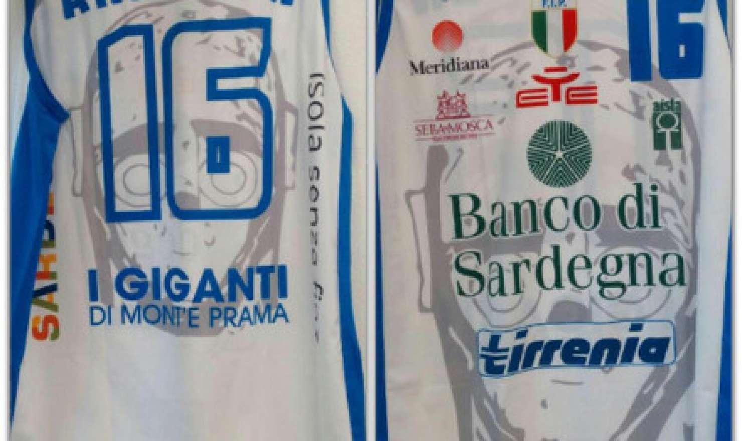 Canotta special edition Dinamo Sassari