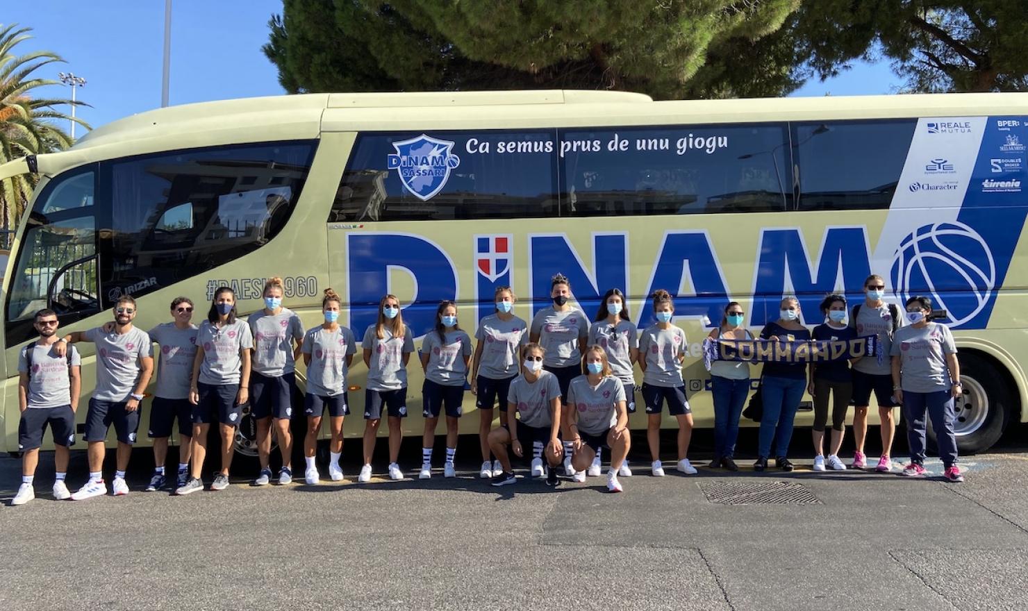 Dinamo Femminile: il cammino inizia nelle mura amiche | Dinamo Sassari