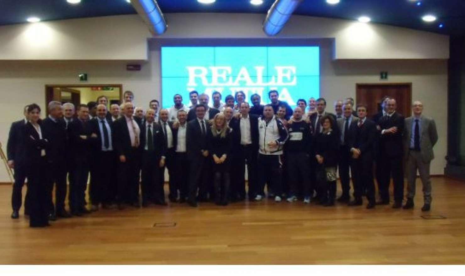 La Dinamo Incontra Reale Mutua Dinamo Sassari