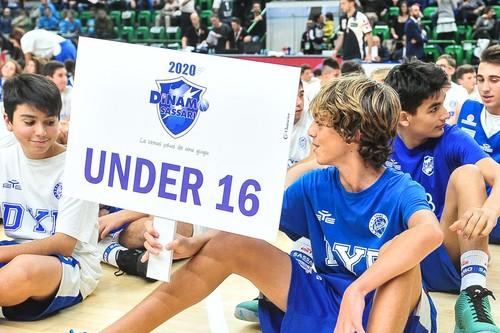 Under 16 - Dinamo